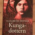 """""""Kungadottern"""" av Elisabeth Östnäs, med omslag av Niklas Lindblad / Mystical Garden Design"""